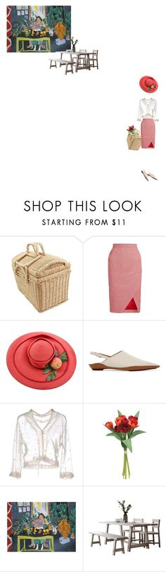 """farm"" by witchfynde ❤ liked on Polyvore featuring Altuzarra, Marni and La Perla"
