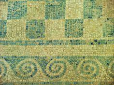 Ancient Roman Mosaic Patterns | Phoenician, Greek & Pre-Christian Roman Empire: Ancient Crete and the ...
