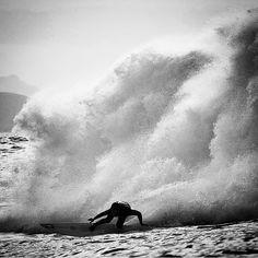 #surf #surfer #surfing #surfergirl #wave #extreme #blackandwhite #ingravidos III