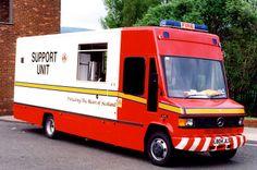 ◆Fire Department Support Unit, Scotland◆