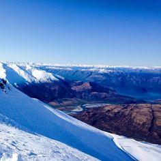 Treble cone ski NZ