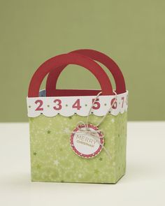 A link to instructions to make your own bag with the Cricut® Art Philosophy cartridge! #CTMH