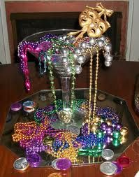 mardi gras party decorations - Google Search