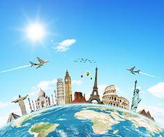 Where do you want to travel in your spare time? Is it going abroad? Then what do you know about the tourist destinations abroad? Next, let's look at the ten most popular tourist destinations. Tourism Day, Travel And Tourism, Travel Agency, Travel Destinations, Travel Tips, Travel Deals, Travel Advisor, Budget Travel, Greece Destinations