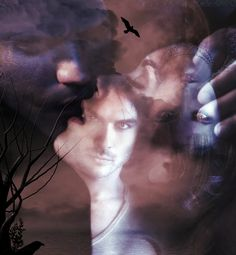 Two. More. Days.  10-11-12  (My Vampire Diaries digital art.)