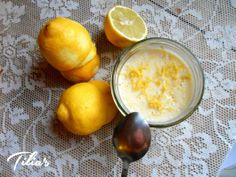 Raw Vegan Lemoncurd