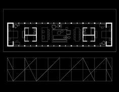Adam Rolston, Gabriel Benroth, Drew Stuart, upstate, New York, house, doors, plan