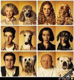 image drole - Ressemblances. #drole #photo // www.drolementvotre.com