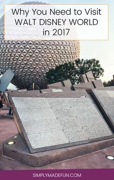 Visit Disney World in 2017   Disney World   Disney Travel   Disney Vacation Tips   Vacation Planning   Orlando Travel   Disney on a Budget