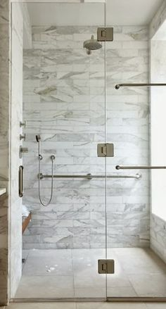marble subway tile for master bathroom
