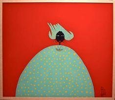 Peinture sous verre - Sénégal