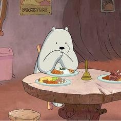 if you couldn't tell by now, i love ice bear Ice Bear We Bare Bears, 3 Bears, Cute Bears, We Bare Bears Wallpapers, Panda Wallpapers, Cute Wallpapers, Funny Cartoon Memes, Cartoon Icons, Cute Cartoon