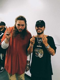 Post Malone and Russ
