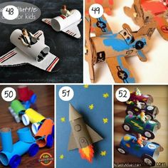 Find more than 80 ideas for crafts for kids to make with rolls of toilet paper. favorite characters, animals, vehicles, motor games and more! Crafts For Kids To Make, How To Make, Toilet Paper Roll, Paper Toys, Diy Toys, Motor Skills, Toddler Activities, Origami, Rolls