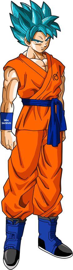 Goku SSJDSS by SaoDVD