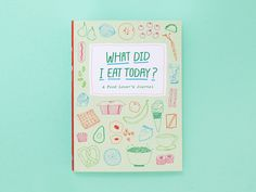 What did you eat today, drawing idea