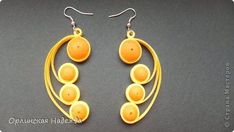 12 Awesome Paper Quilling Jewelry Designs To Start Today – Quilling Techniques Paper Quilling Earrings, Paper Quilling Patterns, Quilled Paper Art, Quilling Paper Craft, Quilling Ideas, Quilling Comb, Neli Quilling, Paper Crafting, Paper Bead Jewelry