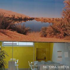 #vinil #impressiodigital #pared #retolacio #wrapping #lovewrapping #factoriadelretol #wearefactoria Desktop Screenshot, Aquarium, Baroque, Vinyls, Aquarius, Fish Tank