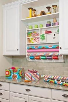Checklists for a Well-Stocked Home Utilitarian Rooms - traditional - Laundry Room - New York - Well-Designed Interiors