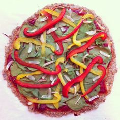 Paleo Pizza Recipe Type: Pizza Cuisine: Italian Author: Alicia of HumbleFoodie.com Prep time: 5 mins Cook time: 25 mins Total time: 30 mins ...