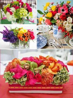 Holzkiste Rustikale Blumenarrangements Flieder Rosen Gemüse. Summer  CenterpiecesCenterpiece ...