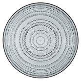 Marimekko for Iittala Dewdrop Plate Marimekko, Serving Plates, Objects, Dining, Rugs, Tableware, Interior, Home Decor, Grey