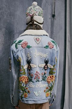Gucci embroideries                                                       …