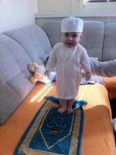 Cute and Funny Muslim Children