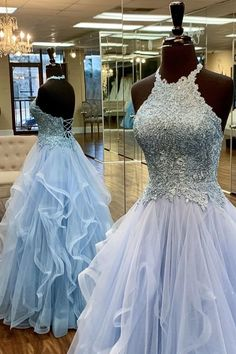 New Style Prom Dress, Birthday Party Dress, Sweet 16 Dress, Special Oc – Promcoming Prom Dresses For Teens, Semi Formal Dresses, Long Prom Gowns, Prom Dresses Blue, Evening Dresses, Bridesmaid Dresses, Chiffon Dresses, Dress Prom, Fall Dresses