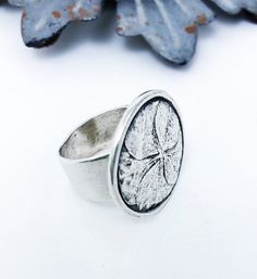 Sterling Silver Ring Handmade locally in Happy Valley, OR