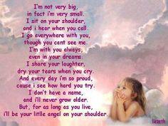 Little Angel on your shoulder