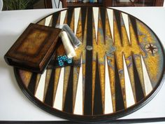 15 inch map backgammon set brown backgammon pinterest backgammon with old world map design by marbleousgames on etsy publicscrutiny Choice Image