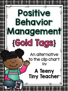 This positive behavior management plan can be used in almost any grade! Simply put, students earn gold tags throughout each day for making good choices, following directions, being kind to others, staying on task, taking care of their things, etc. Then, at the end of the week, gold tags are turned...