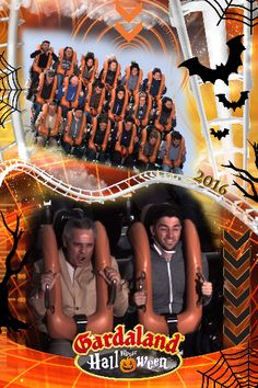 Check out my photo from Oblivion: The Black Hole at Gardaland!