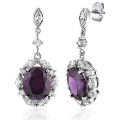 Sterling Silver Amethyst Find out you can stop wasting money with Cubic Zirconia Jewelry
