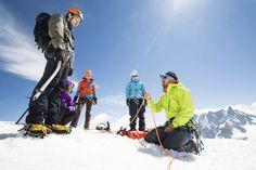 L'Arc'teryx Alpine Academy revient à Chamonix en juin.