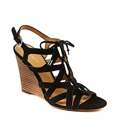0266f5c8f76 COACH COACH JOY WEDGE. Dillards Shoes