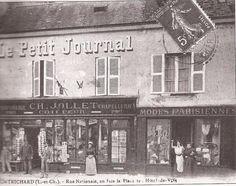 La parfumerie, chapellerie, coiffeur Ch. JOLLET. http://www.geneanet.org/search/collection
