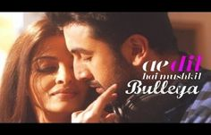 #RanbirKapoor & #AishwaryaRai Romantic Sufi Love Song Bulleya is OUT!