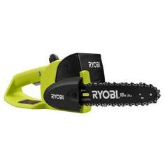 Amazon.com: Factory-Reconditioned Ryobi ZRP542 ONE Plus 18V Cordless 10-in Chain Saw (Tool Only): Patio, Lawn & Garden  $66