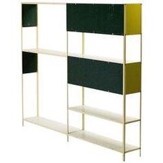 Modular Room / Divider or Bookcase Designed in 1953 by Friso Kramer