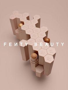 inside the fenty beauty launch.