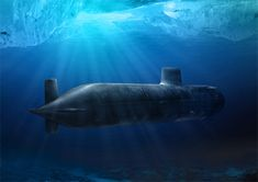 The Royal Navy's Astute Class submarine is a nuclear-powered attack submarine. - Image - Naval Technology