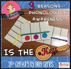 Phonological awareness is the key to a successful kindergarten literacy program.
