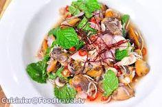 Yum Hoy Clang - Clam salad