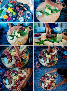 New wedding food platters meat ideas Party Platters, Food Platters, Cheese Platters, Snacks Für Party, Appetizers For Party, Appetizer Recipes, Cheese Appetizers, Fruit Party, Parties Food