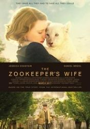 The Zookeeper's Wife - the movie, starring Jessica Chastain and Daniel Brühl, tells the real-life account of keepers of the Warsaw Zoo, Antonina and Jan Zabinski, who helped save hundreds of people and animals during the WW II German invasion. Great Movies, New Movies, Movies To Watch, Movies Online, Movies Free, Movies Of 2017, Movies Point, Awesome Movies, Funny Movies