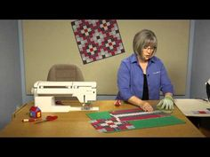 Quilting Quickly: Americana - Table Runner Quilt Pattern