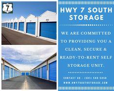 Hwy7 South Storage Hsouthstorage Profile Pinterest