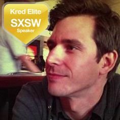 @kgale You have a SXSW elite speaker avatar! Check your score at kred.com